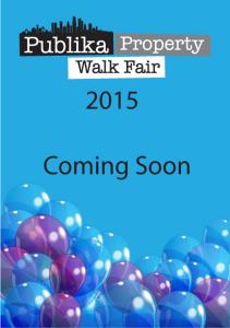 Publika Property Walk Fair 2015