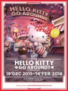 Hello Kitty Go Around!! In Malaysia