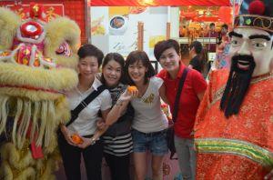 Chinese New Year Bazaar Giza Mall 2013_001