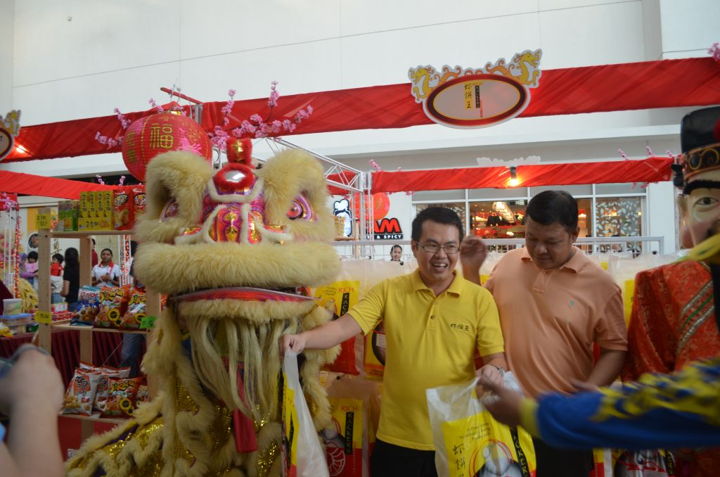 Chinese New Year Bazaar Giza Mall 2013_002