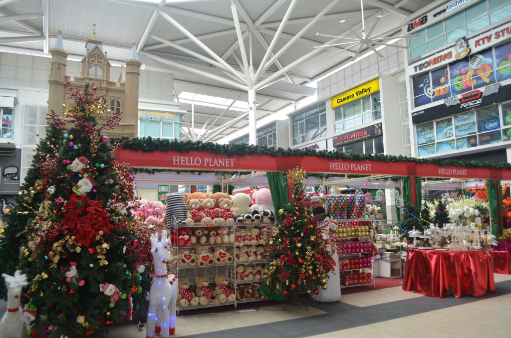 Christmas Bazaar Giza Mall 2013_003