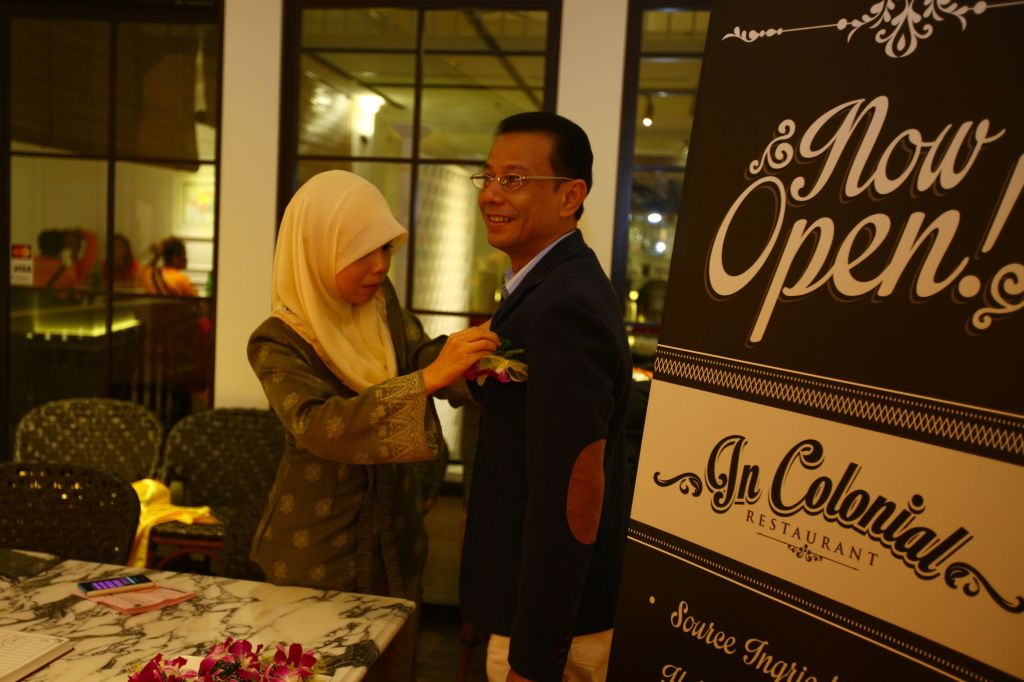 In Colonial Restaurant Opening Ceremony 2014_012